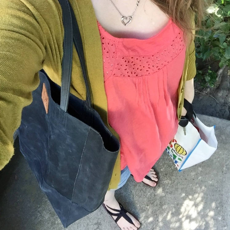 How I style my Sseko Tote