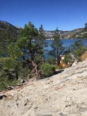 Echo Lake view