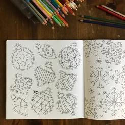 Color & Cut Ornament Craft