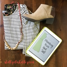 Dressing Your Best Self Lay Flat | shelbyclarkeblog.com