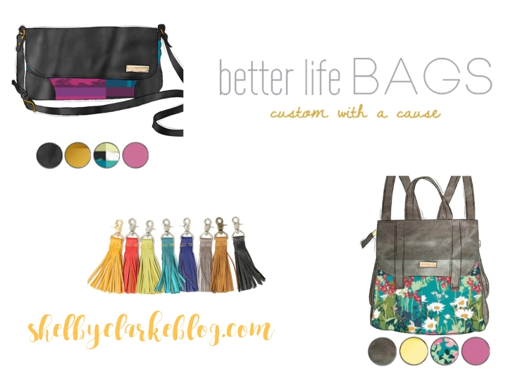 Better Life Bags Wishlist | Adventurous Shelby Blog