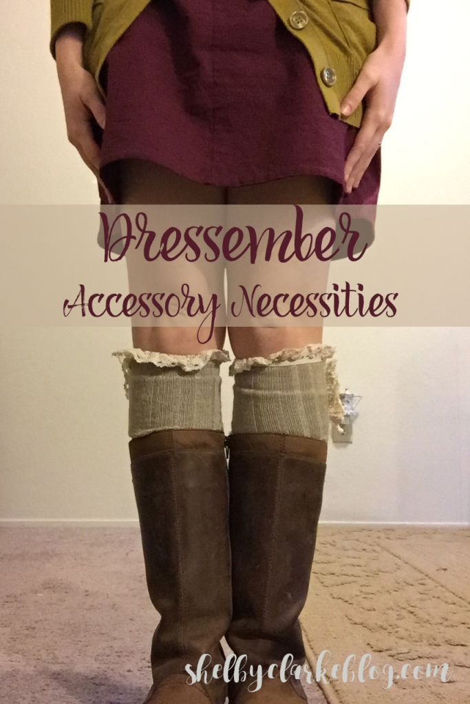 Dressember Accessories | Adventurous Shelby