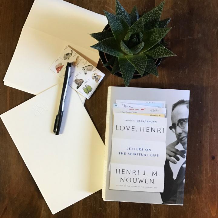Love, Henri J.M. Nouwen