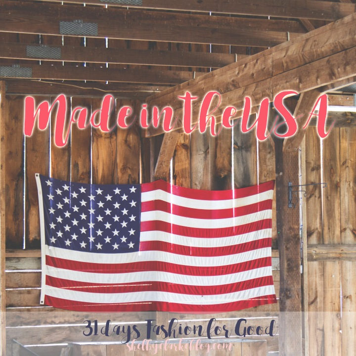 Made in the USA | Adventurous Shelby Blog