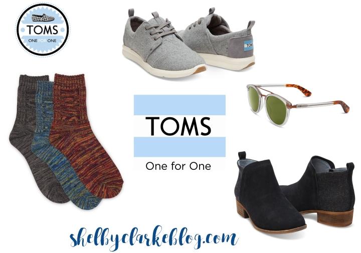 My TOMS Wishlist | Adventurous Shelby Blog