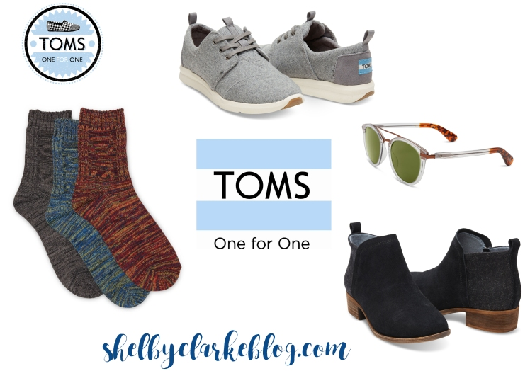My TOMS Wishlist | Adventurous Shelby Blog
