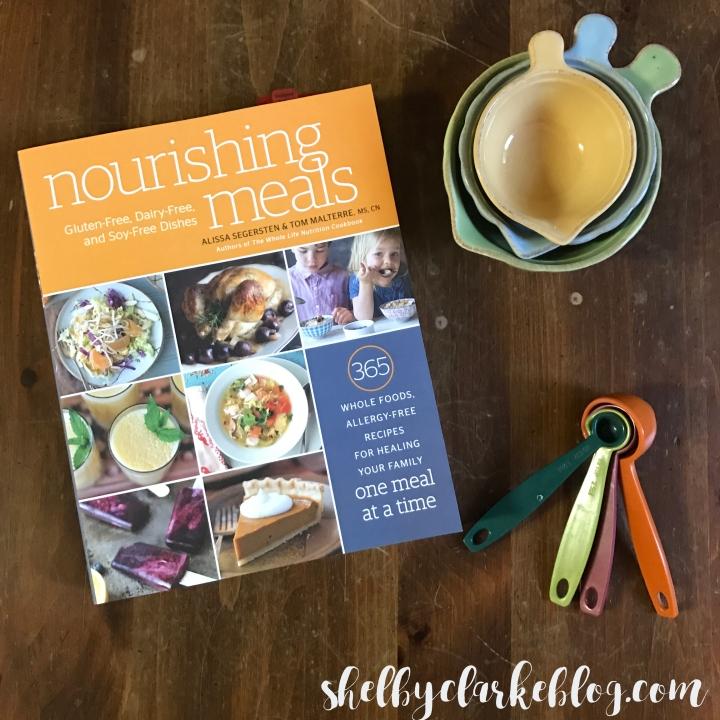Nourishing Meals Cookbook |Adventurous Shelby Blog