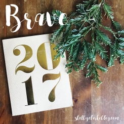 2017 Word of the Year | shelbyclarkeblog.com