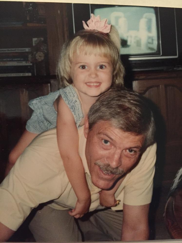 Shelby & Grandpa