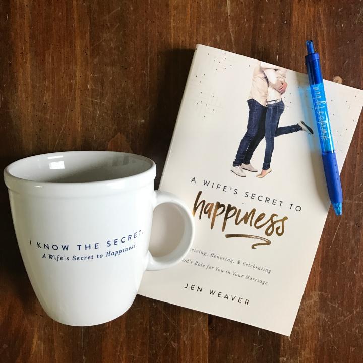 A Wife's Secret to Happiness by Jen Weaver