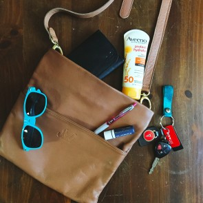 What's in my Bag Summer Edition   Adventurous Shelby