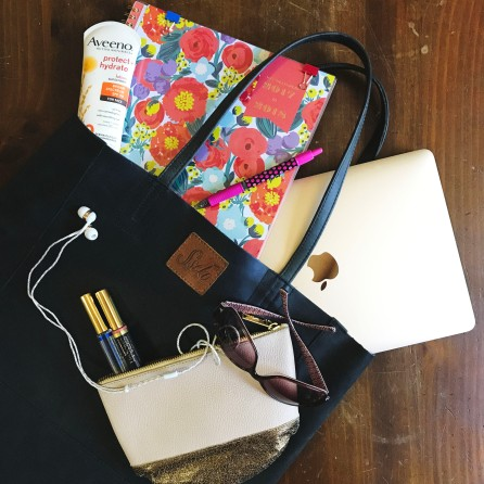 What's in my Bag Summer Edition   shelbyclarkeblog.com