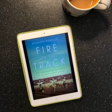 Fire on the Track Book Review | shelbyclarkeblog.com
