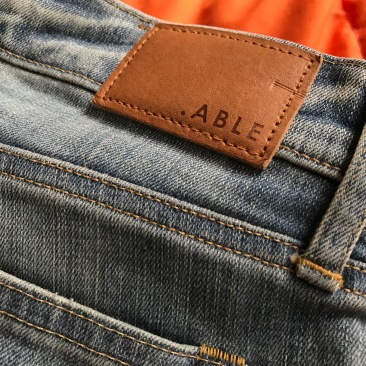 ABLE denim | The Skinny Ceidi Wash | shelbyclarkeblog.com