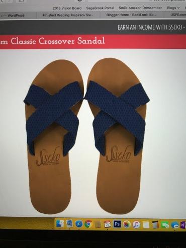 Sseko Designs Custom Sandal Designs | shelbyclarkeblog.com