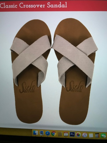Sseko Designs Custom Sandal Designs | shelbyclarkeblog.com