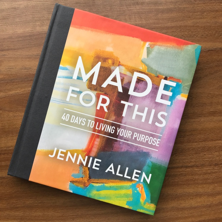 Book Review | Made For This by Jennie Allen