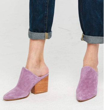 live fashionABLE Mules