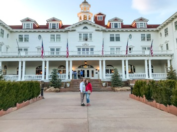 The Stanley Hotel, 2019